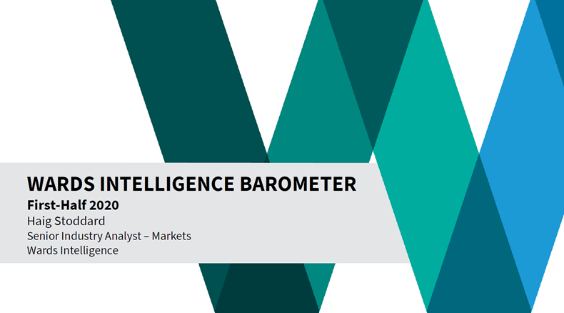 Wards Intelligence Barometer Q4 2019 Presentation