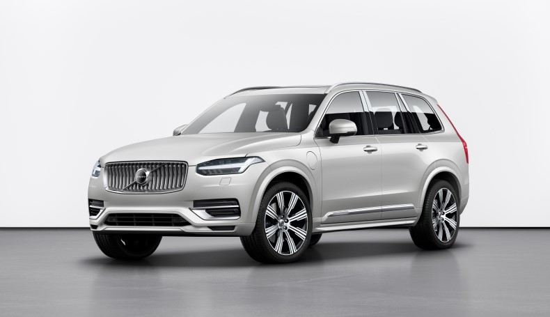 '20 Volvo XC90 T8 Inscription